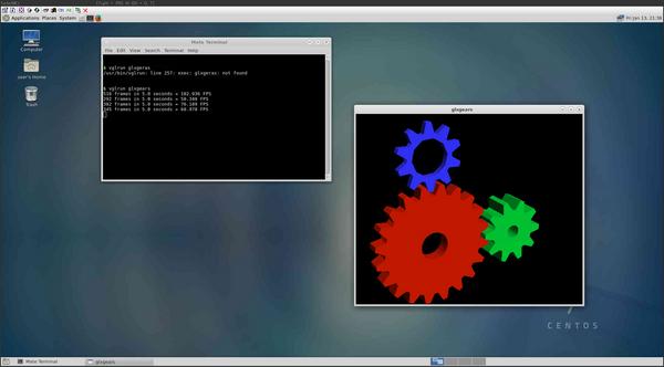 VirtualGL on CentOS 7 using NVIDIA Tesla GPUs
